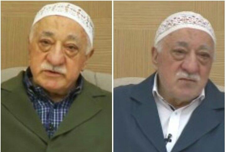 Gülen yeni videosunda mavi cübbe giyerek mesaj mı verdi