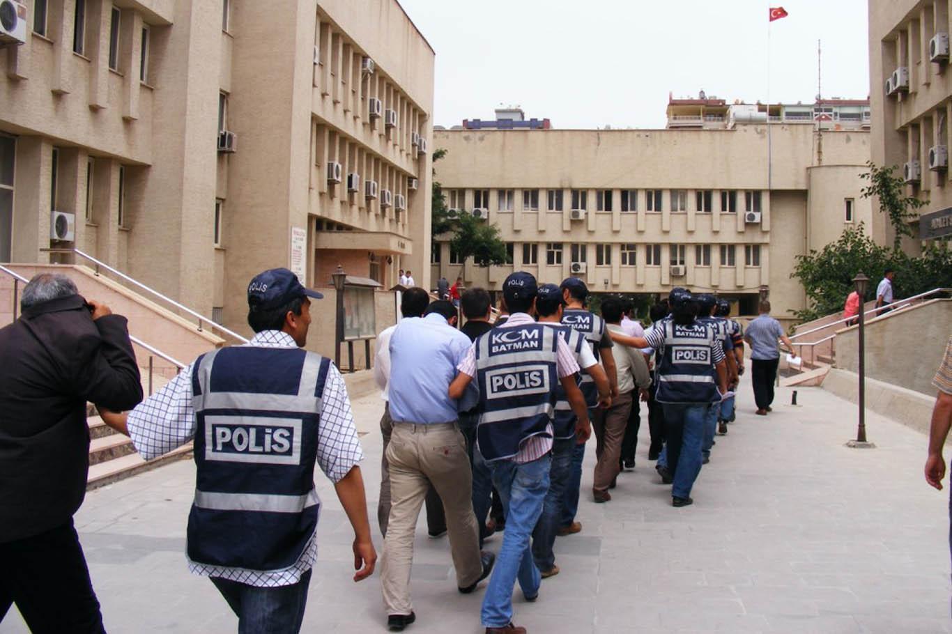Şanlıurfa'daki gözaltı sayısı kaçtır?