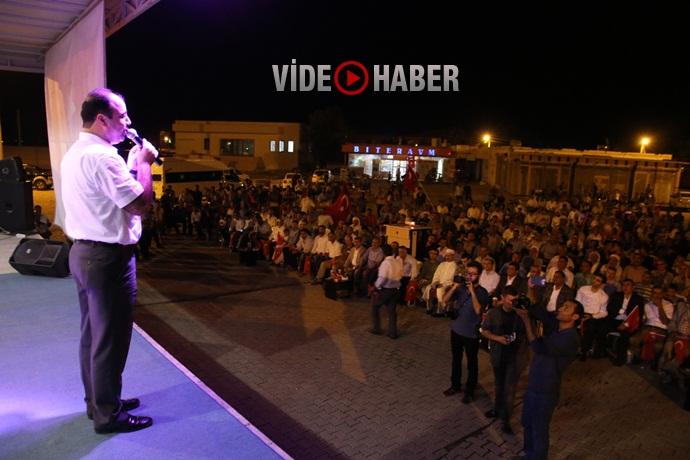 Harran'da İdaresine Sahip Çıkan Halk Nöbetlerini Sürdürdü