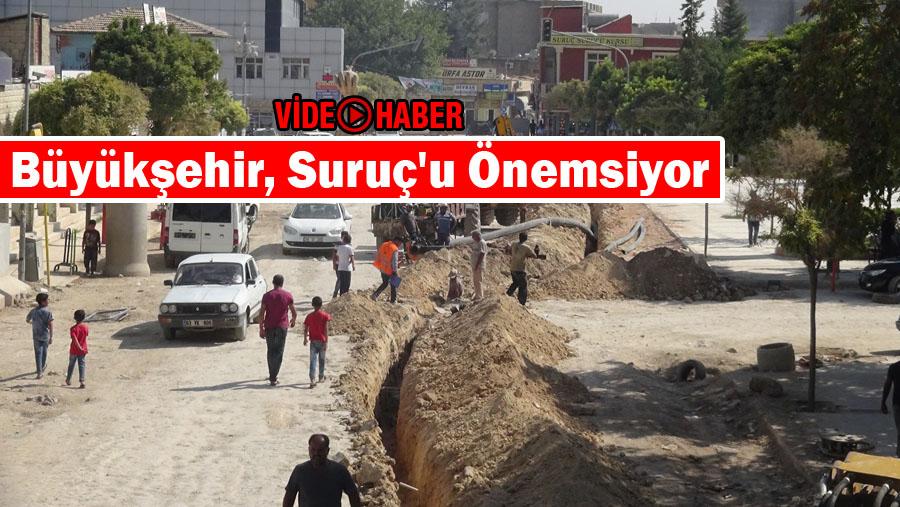 Şanlıurfa Büyükşehir Suruçluların takdirini topluyor