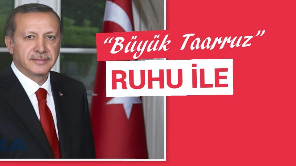 Cumhurbaşkanı Erdoğan'dan operasyonla ilgili flaş açıklama