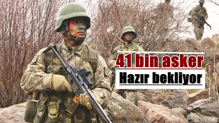 Adım Adım el-Bab harekatı! 41 bin asker hazır bekliyor