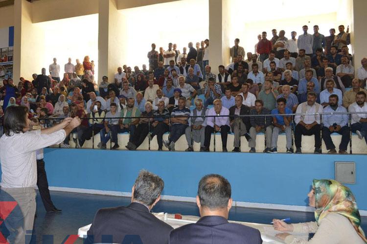 Urfa'da İŞKUR kapsamında çalışacaklar kurayla belirlendi