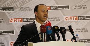 Urfa Valisi Ayrıştırmak İsteyenlere Sert Çıktı: Türkiye Sadece Batıdan İbaret Değil