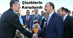 Milli Eğitim Bakanı Ziya Selçuk Şanlıurfa'ya geldi