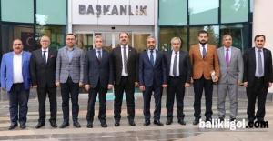 Başkan Nihat Çiftçi, Gaziantep'teki Şanlıurfalılar İle Bir Araya Geldi