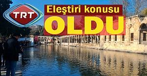 TRT Neden Şanlıurfa'da Bölge Müdürlüğü Kurmuyor
