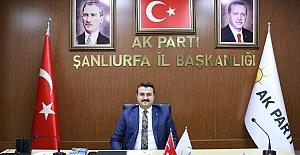AK Parti İl Başkanı Yıldız'dan 10 Ocak Çalışan Gazeteciler Günü Mesajı