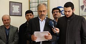 AGD'den sert Mısır Açıklaması: İslam İşbirliği Teşkilatının ve D8 acilen toplansın