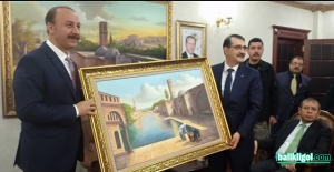 Bakan Fatih Dönmez'den Şanlıurfa Çiftçisine Müjde
