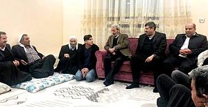 Başkan adayı Şeyhmus Aydın Hizmetlerini...