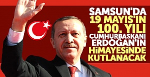 Erdoğan 19 Mayıs'ın 100. yıl Kutlamaları İçin Genelge Yayınladı