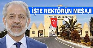 Rektör Çelik; Hayal Ediyorum, 2022...