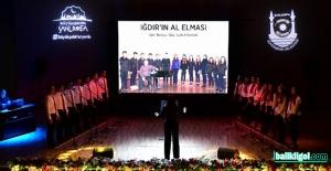 Şanlıurfa Büyükşehir Belediyesi Gençlik Korosundan konser
