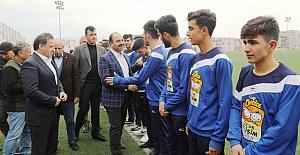Şanlıurfa Büyükşehir Belediyespor başarısı