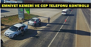 Urfa Jandarma Ekipleri Drone İle Trafik Denetimi Yaptı
