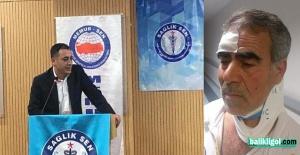 Viranşehir'de Sağlık Çalışanlarına Saldırı