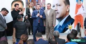 Ahmet Kenan Kayral Seçim Bürosunu açtı