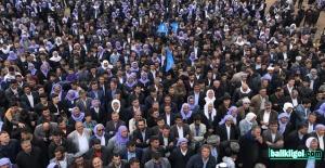 AK Parti'ye Karacadağ'da Destek Mitingi