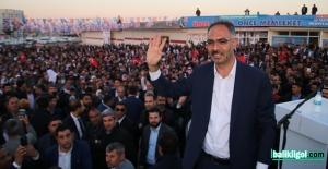 Başkan Adayı Mehmet Kuş seçim bürosunu açtı
