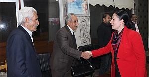 Başkan Adayı Essum Aslan, Muhtar Adaylarını Ziyaret Etti