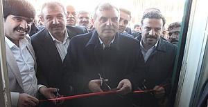 Belediye Meclis Aday Adaylığı Murat Basyan'dan Görkemli Büro Açılışı