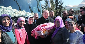 Erdoğan Cuma Namazını Uğurlu#039;da...
