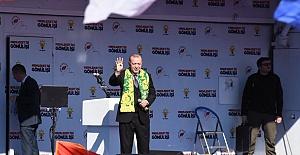 Erdoğan Urfa#039;da Konuştu: Trenden...