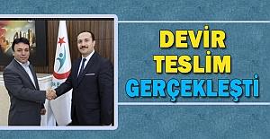 Gitti-Geldi Derken Urfa Sağlık Müdürlüğünde...