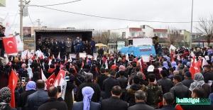 Kasım Gülpınar, Aslan Ali Bayık için destek istedi