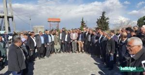 Mersavi, Acar Ve Atmani Aşiretlerinden Aksoy'a Destek