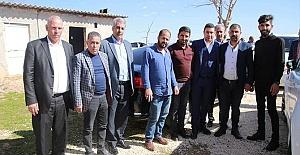 MHP Adayı Mahmut Özyavuz'a Destek Çığ Gibi Büyüyor