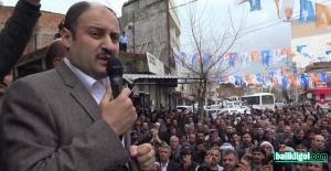 Milletvekili Gülpınar'dan Başkan Adayı Aydın'a destek