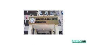 Şanlıurfa'da 2023 Eğitim Vizyonu Çalıştayı Yapıldı