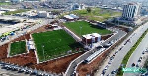 Şanlıurfa'da Futbol Oyun Dünyası açıldı