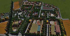 Şanlıurfa büyükşehir belediye binası Harran Üniversitesi kampüsünde yapılacak