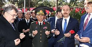 Şanlıurfa'da Çanakkale Zaferinin 104. Yılı Etkinliklerle Kutlandı