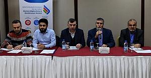 Şanlıurfa'da Göç Koordinasyon ve İşbirliği Toplantısı Yapıldı