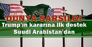 ABD Hıyarım Var Deyince Suudi Arabistan...