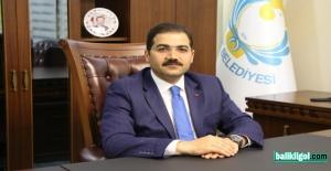 Başkan Mehmet Canpolat'tan Berat Kandili Mesajı