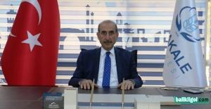 Başkan Mehmet Yalçınkaya'dan Berat kandili Mesajı