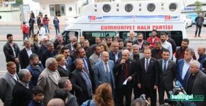 CHP Urfa teşkilatından Kılıçdaroğlu saldırısına tepki
