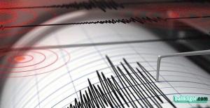 Elazığ merkezli deprem Şanlıurfa'da hissedildi