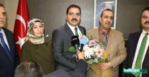 Haliliye Belediye Başkanı Mehmet Canpolat Göreve Başladı