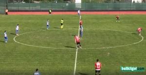 Karaköprü Belediyespor 1-1 Ergene Velimeşespor