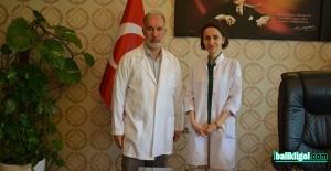 Mehmet Akif İnan Hastanesi başhekimi Gülben Saraçoğlu oldu