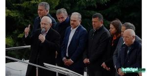 Saldırıya uğrayan Kemal Kılıçdaroğlu#039;ndan...