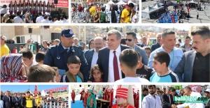 Şanlıurfa'da Gençlik Şöleni Renkli Görüntülere Sahne Oldu