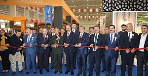 Şanlıurfa'da AUTOSHOW Otomobil ve Yan Sanayi Fuarı Açıldı