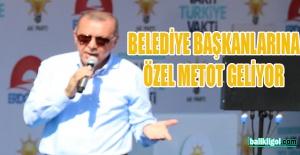 AK Parti, Belediye Başkanlarına özel...